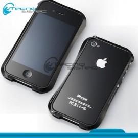 Carcasa Cleave Tipo Bumper iPhone 4/4S Aluminio