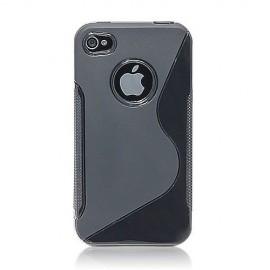 Carcasa iPhone 4/4S TPU