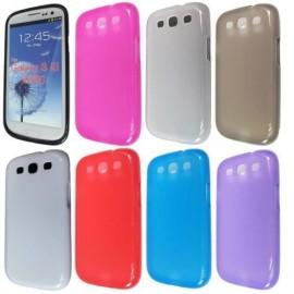 Carcasa Para Samsung Galaxy S3 TPU
