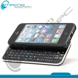 Carcasa Teclado Deslizable iPhone 5/5S