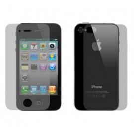 Lamina Transparente Iphone 4, 4S Frontal y Trasera