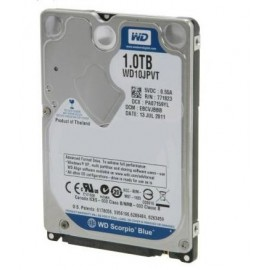 "Disco Notebook Wester Digital Blue 1TB Sata3 2.5"""