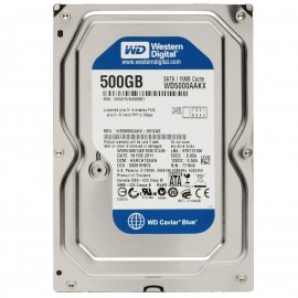 Disco Wester Digital Blue Sata II 500GB WD5000AAKX