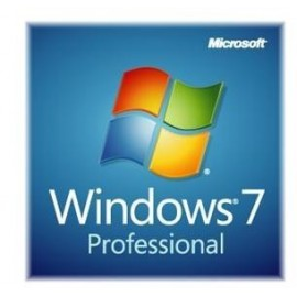 MS Windows 7 Profesional 64 bit FQC-08294 Español
