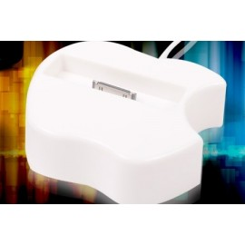 Dock de Carga Para iPhone 4/4S Tipo Manzana