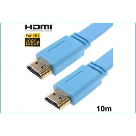 CABLE HDMI M-M 10MT FULL HD Y 3D 1.4V