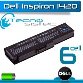 Bateria Dell Inspiron 1420 6cell