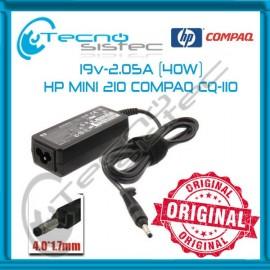 Cargador HP Compaq 19V 2.05A 40W Netbook