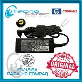 Cargador Hp Compaq 19V 1.58A 30W Netbook