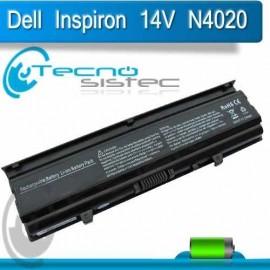 Bateria Para Dell Inspiron 14v 14vr N4010 N4020