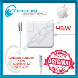 Cargador Apple 14.5V 3.1A Magsafe 1 45W OEM