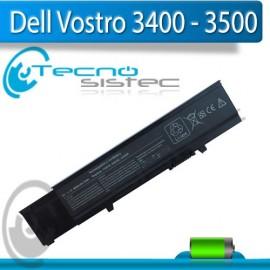 Bateria Dell Vostro 3400, 3500, 3700 6cell