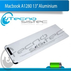 Bateria Apple Macbook 13,3 Aluminum A1280