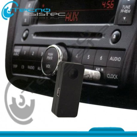 Receptor Bluetooth Car de Audio con Microfono
