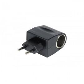 Adaptador 220V a 12V conector encendedor Auto