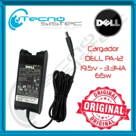 Cargador Dell Original PA12 19.5V-3.34A