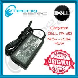 Cargador Dell Original 19.5V2.31A PA-20 LA45NS0-00