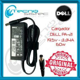 Cargador Dell PA-21 Original 19.5V 3.34A