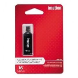 Pendrive Imation 16GB Black USB 2.0 Classic Flash Drive
