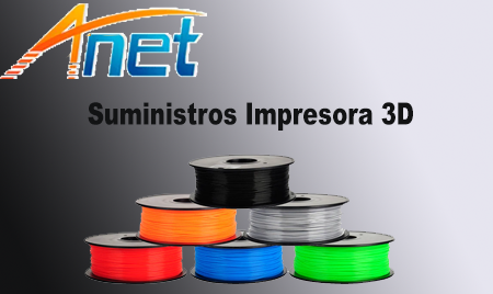 Suministros PLA ABS 3D